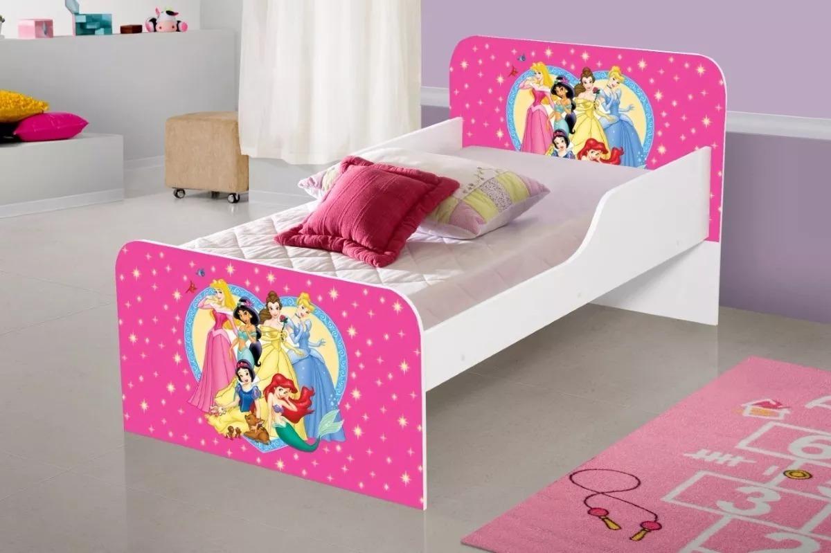 d8e4479b0 cama para meninas com colchão 150x70 promoção lojas movz. Carregando zoom.