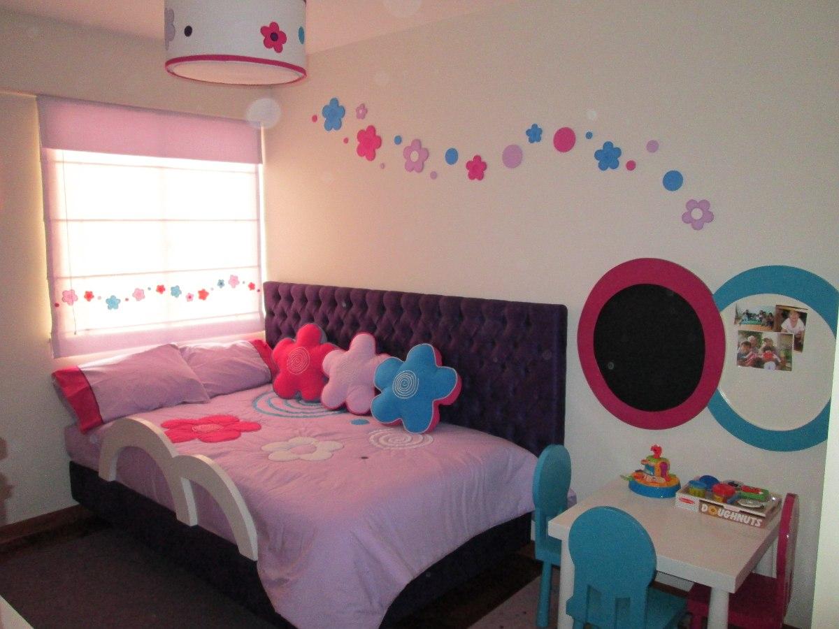 Cama para ni as y adolescentes s en mercado libre - Fotos de habitaciones bonitas ...