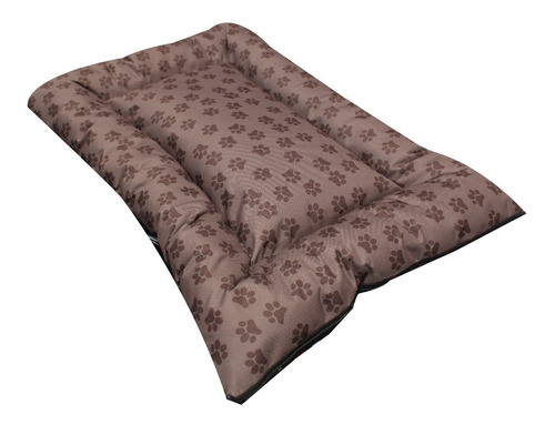 cama para perro tapete lona razas grandes
