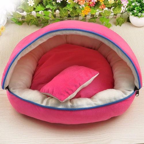 cama para perros o gatos chica 48 cm, cesta, cueva, mascotas
