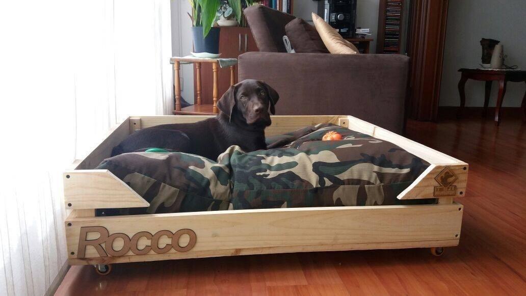 Cama para perros razas grandes en mercado libre - Camas grandes ...