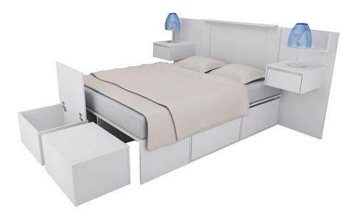 cama para respaldo