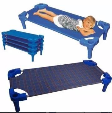 cama para siesta apilable biyú bu-6000 camita