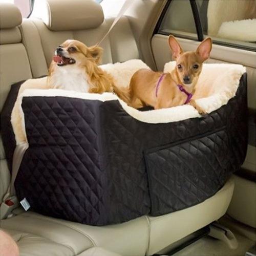cama para transportar mascotas snoozer lookout ii importada