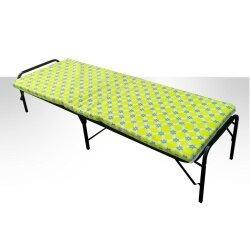 cama plegable 1 plaza +colchon de regalo nuevo mod comodoy