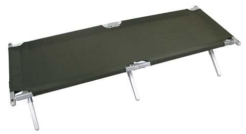 cama plegable catre tipo militar