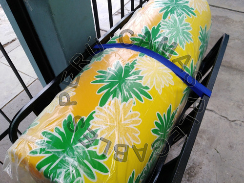 cama plegable mod comodoy 1 plaza colchon 4 pulgadas paraiso