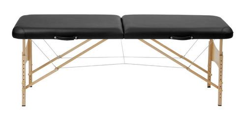 cama plegable portátil masajes estuche gratis meses sin int