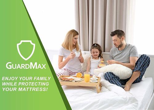 cama protector colchón
