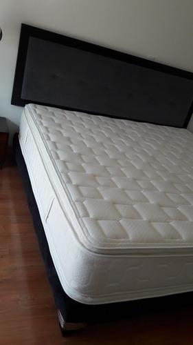 cama queen comodisimo perfecto estado