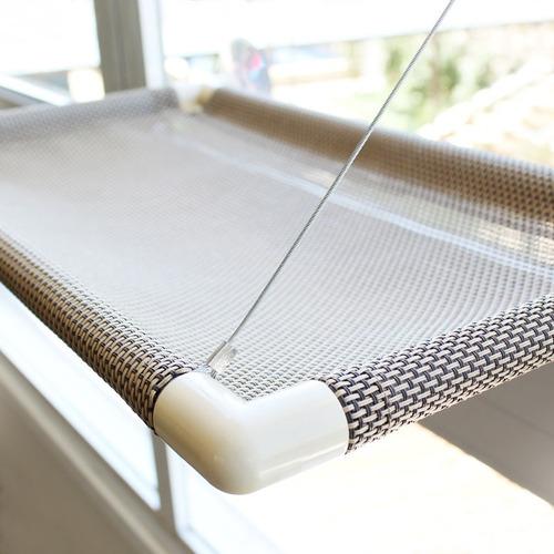 cama rede para gato catbed aloha novo material