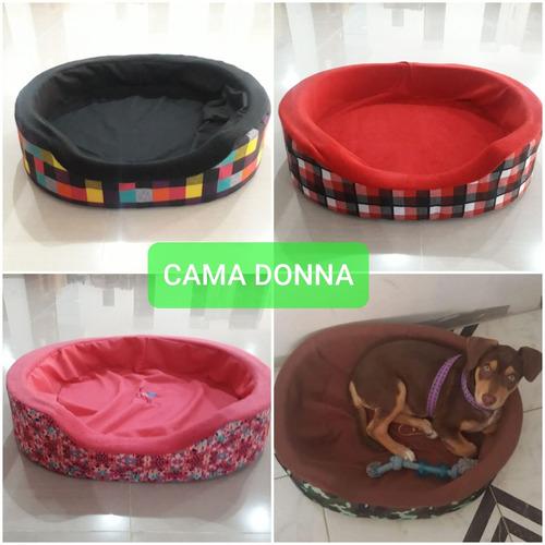 cama redondas para mascotas, perros, gatos, conejos