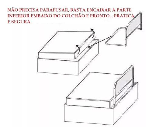 cama segurança grade