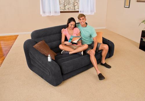cama sofá sala muebles