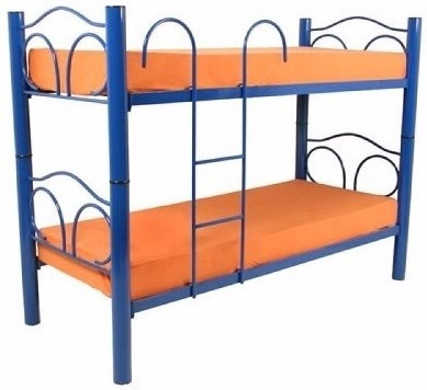 cama superpuesta cucheta marinera 1 plaza caño 3 desmontable