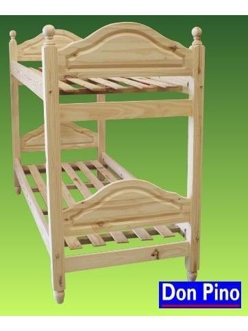 cama superpuesta, perfecta para optimizar espacio!
