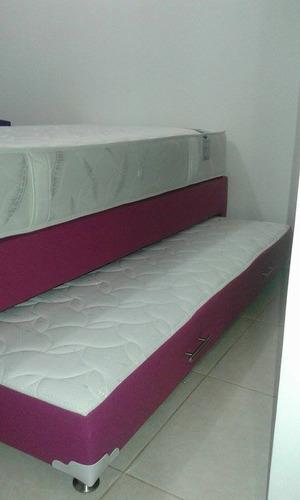 cama tarima con colchon abajo (medellin y cercanos)1.00x1.90
