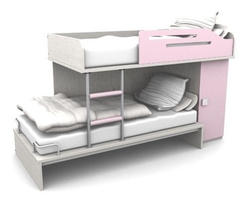 cama tren s45c la valenzina infantil y juvenil babymovil