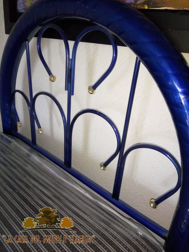 cama tubular individual económica, diferentes colores