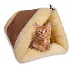cama tunel convertible para gatos o mascotas pequeñas oxgord