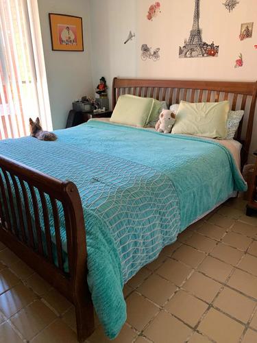 cama y colchón king size