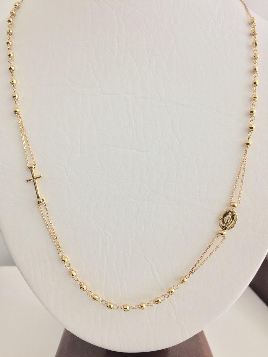 2b06658f1d17 Camandula Gargantilla Mujer Oro 18 Kilates -   1.189.900 en Mercado ...