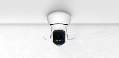 camara 1080p con infrarrojo y movimiento gynoid sc30pt