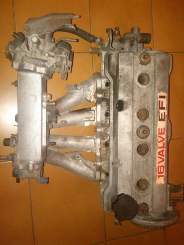 camara 1.6 toyota full inyeccion