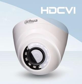 cámara 2 mega pixeles hd domo alta resolución dahua cctv