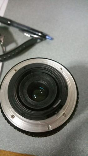 camara 35mm braun sr2000 con dos lentes