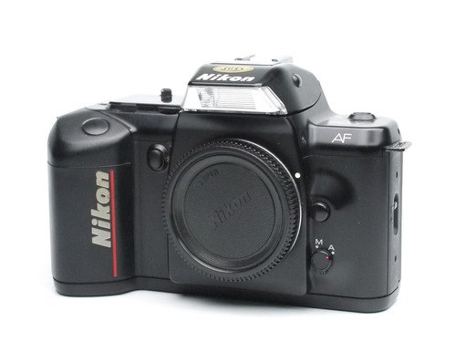cámara 35mm nikon n4004 -usada- efe9