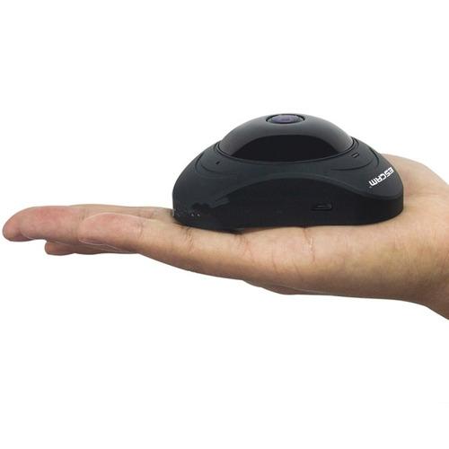 cámara 360° panorámica ip 1.3mp visión nocturna vigilancia