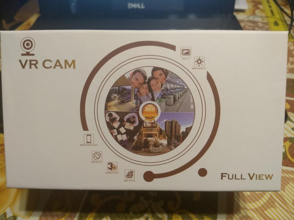 Camara 3d Panoramic Full View Vr Cam V380 Vr Cam