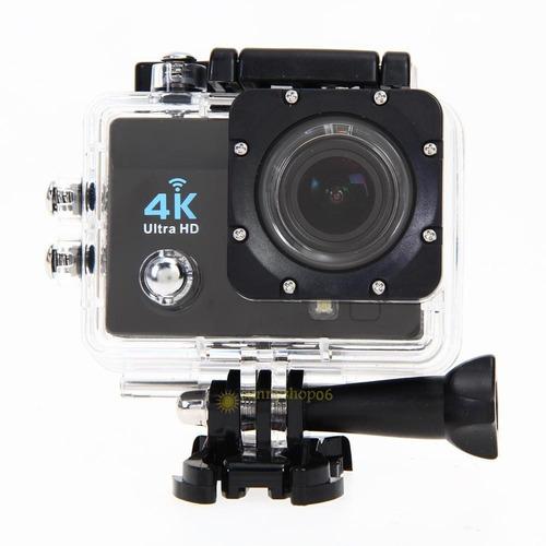 camara 4k 16mpx acuatica + kingmnarc flotador de agua