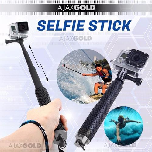 camara 4k go action pro full hd wifi sc8 + flotador + selfie
