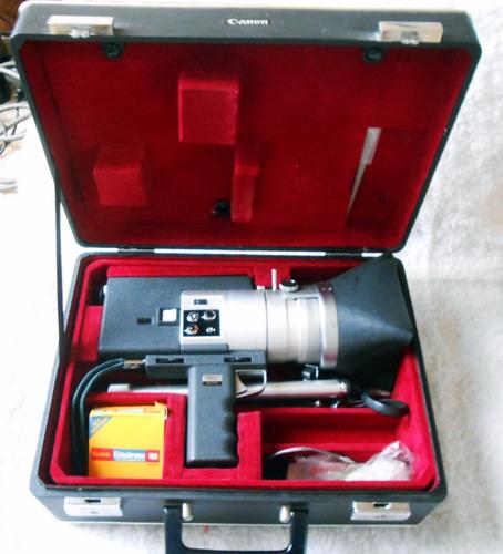 camara 8mm filmadora canon auto zoom 1218 vintage