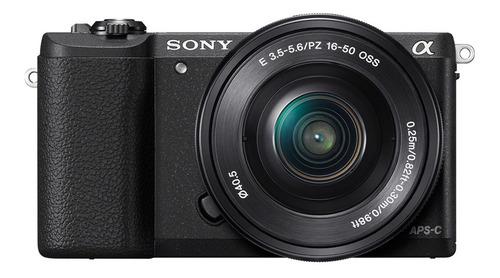 cámara a5100 con montura e y sensor aps-c