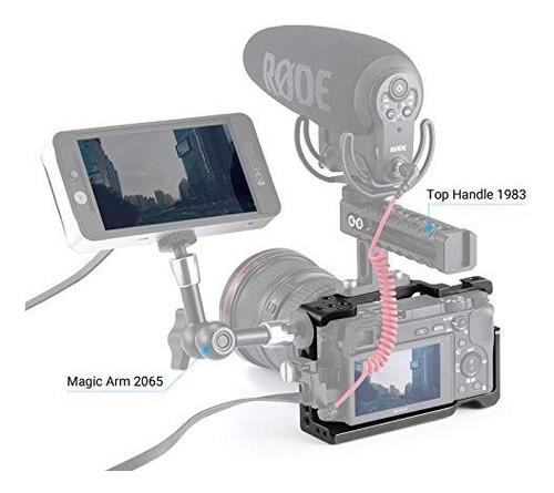 cámara a6300 smallrig para sony a6000 / a6300 con empuñadura