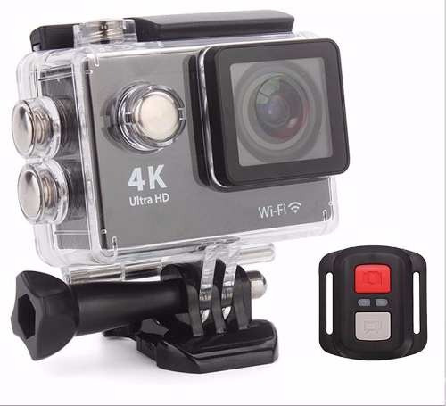 cámara acción 4k hero 9 wifi +control remoto dvr +accesorios