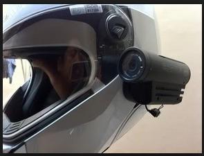 camara accion contour hd 1080 con montura pa casco