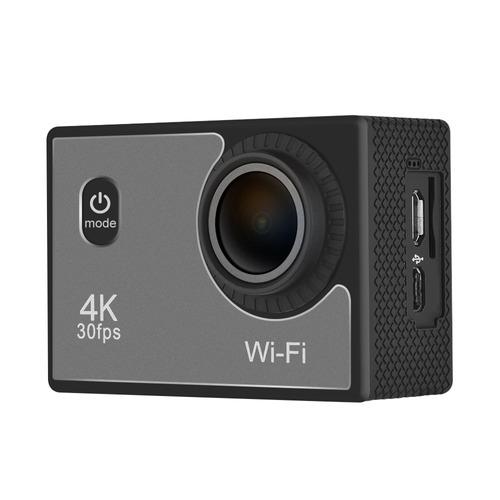 cámara acción deportiva 4k 16mp wifi ultra hd impermeable