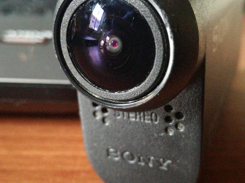 cámara acción deportiva sony actioncam as-20