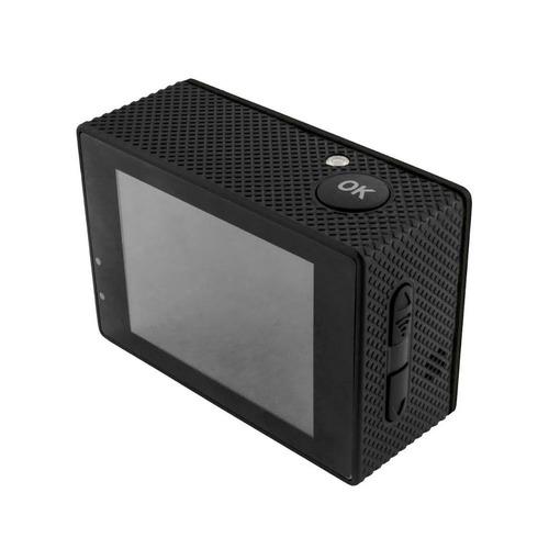 camara accion tipo gopro 4k wifi + 10 accesorios sumergible