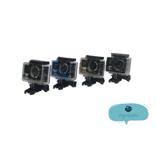 cámara action camera 4k - deportiva ¡envío gratis!