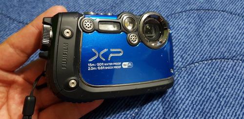 camara acuática fujifilm xp200