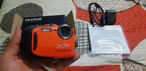 camara acuatica fujifilm xp70