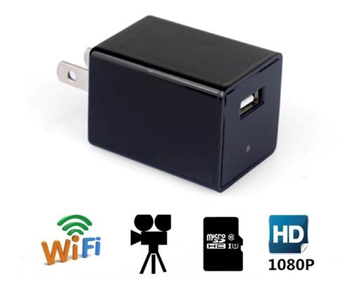 camara adaptador espia con wifi. nuevas. importadas de usa!!