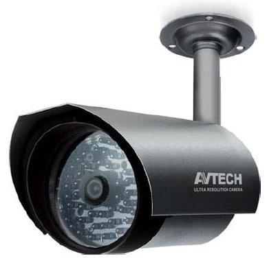 cámara análoga avtech modelo avc169n