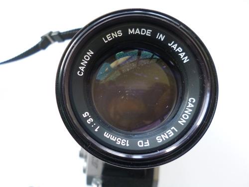 camara analoga canon av-1