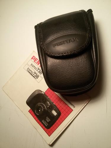 cámara analógica de rollo pentax